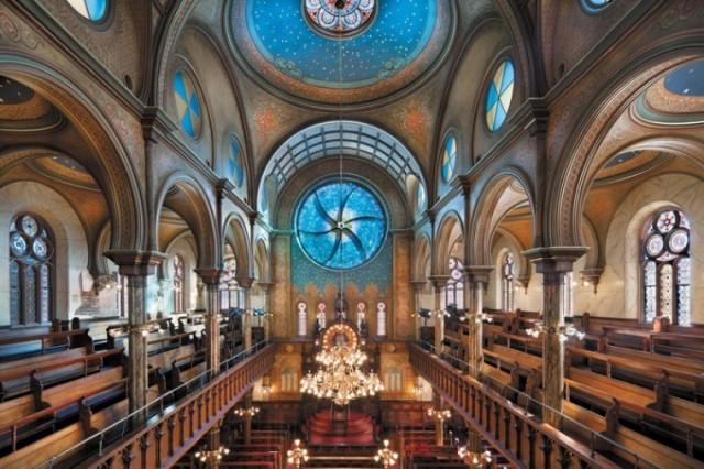 De Eldridge Street Synagoge