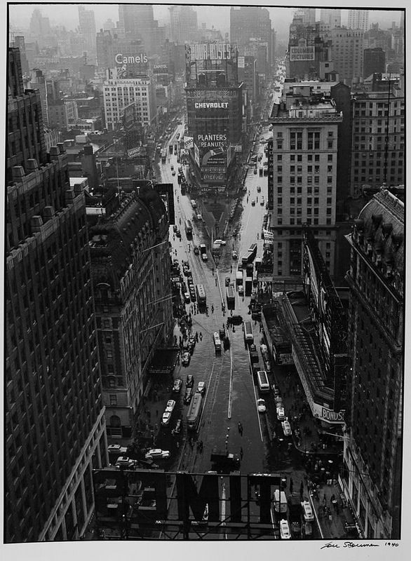 Times Square in 1940