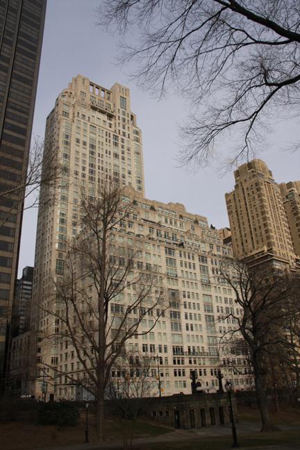 2. 15 Central Park West