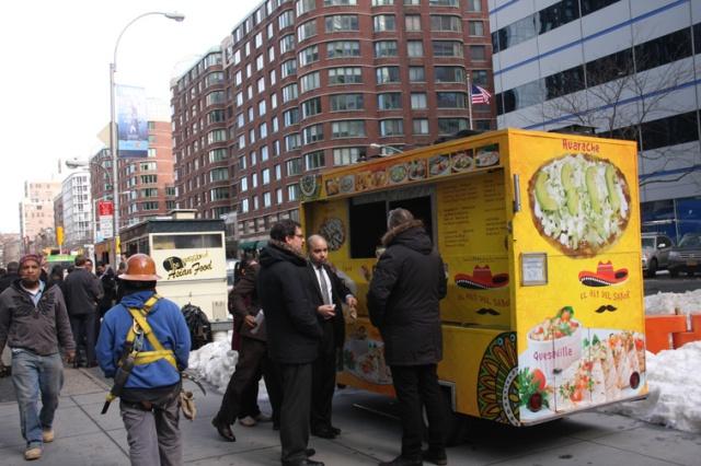 street food ny