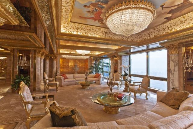 Trumps penthouse