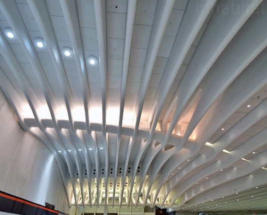 Santiago-Calatrava-Oculus-World-Trade-Center-PATH-Platform-7-537x432