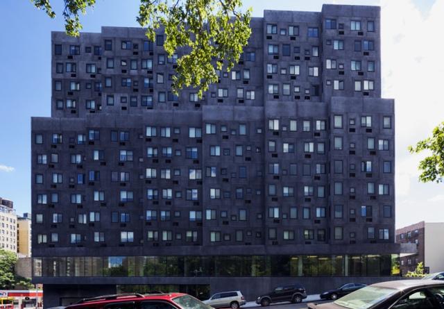 De Sugar Hills Apartments (architect David Adjaye)