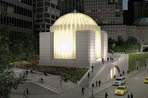 Calatrava's ontwerp