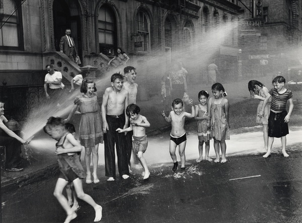 Lower East Side, 1937