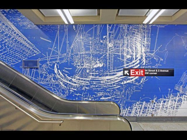 Sarah Sze: Blueprint for a Landscape