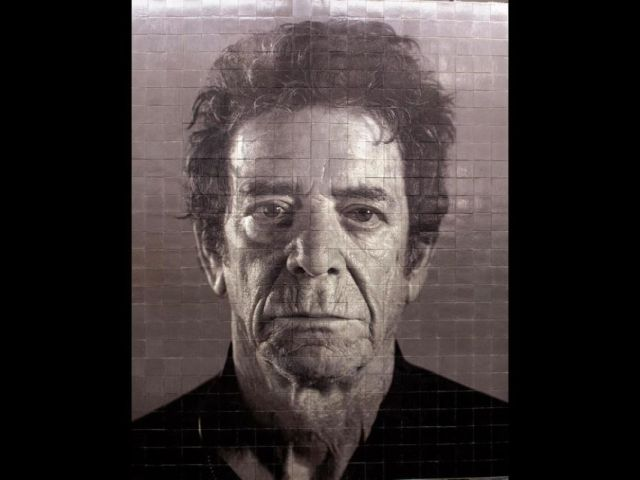 Close: Subway Portraits (Lou Reed)