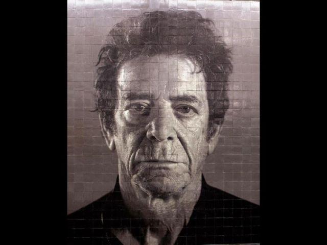 Close: Subway Portraits (Lou Reed)