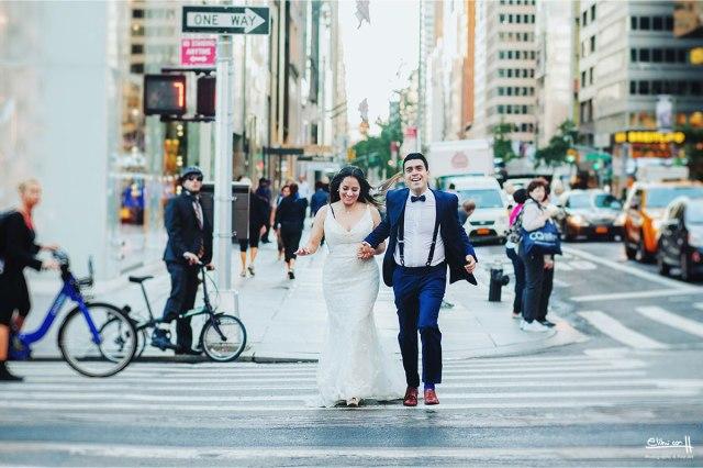 Pas gehuwde latino's in New York (foto: Elihu)